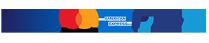 Formas de pago disponibles en Tienda Online de Piercings y dilataciones
